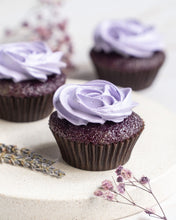 Load image into Gallery viewer, Ube Cupcakes