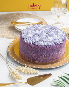 Ube Cake (9 inches Round)