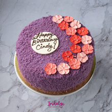 Load image into Gallery viewer, Ube Cake (9 inches Round)
