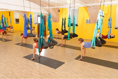 7 Tips For a Comfortable Aerial Yoga Experience