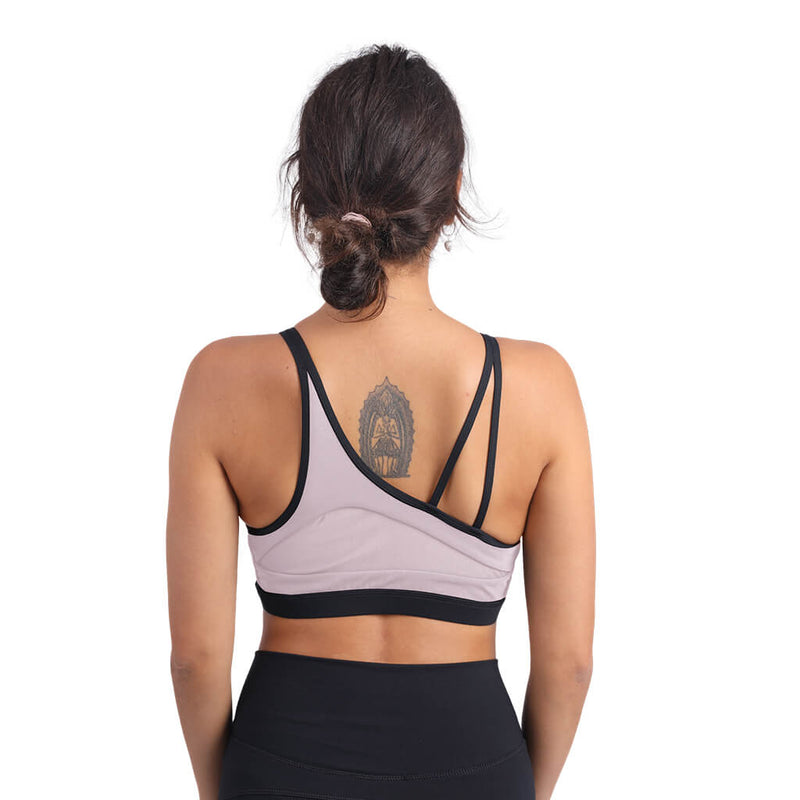 Elfus Best Sports Bra, Yoga Bra, Mesh Sports Bra