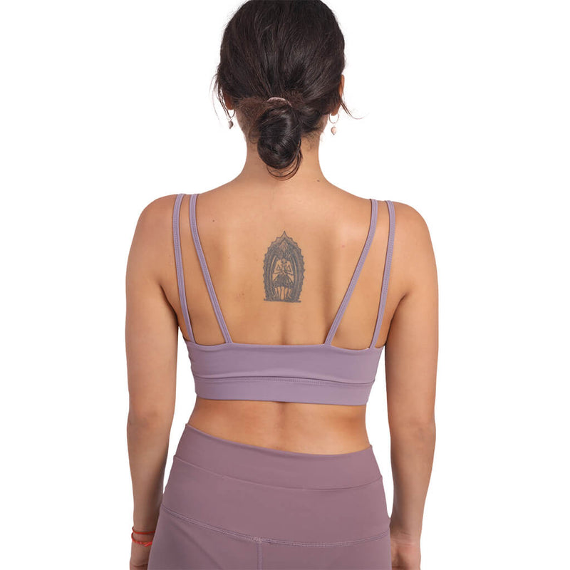 Elfus Women's Sports Bra, Yoga Bra