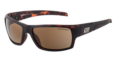 Dirty Dog BEAST Satin Tort/Brown Polarised