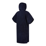 Mystic Poncho Velour - Night Blue