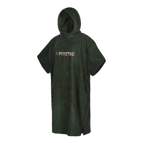 Mystic Poncho Regular - Dark Leaf