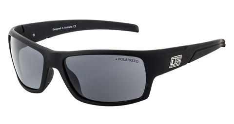 Dirty Dog BEAST Satin Black/Grey Polarised
