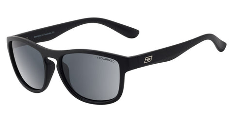 Dirty Dog VENTURER Matt Black/Grey Polarised