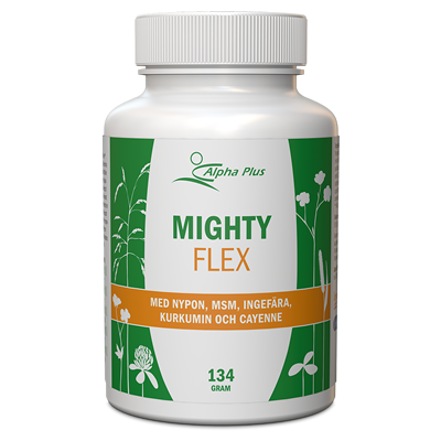 Alpha Plus Mighty Flex 134g