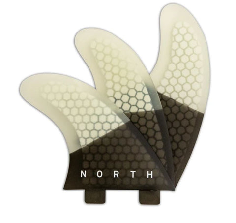 2020 NORTH SURF TRI FINS