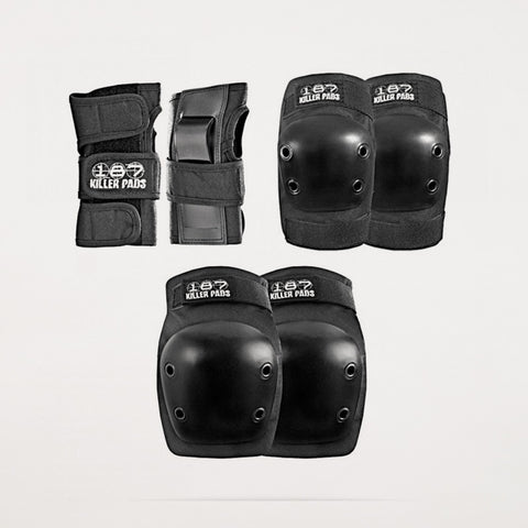 187 Killer Pads Six Pack JR