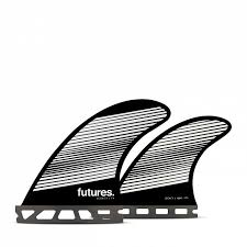 Futures Quad Fin Set F6 Honeycomb Legacy