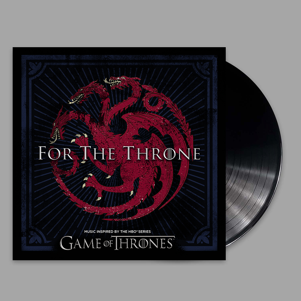 For The Throne HOUSE Editions Vinyl + Digital Download