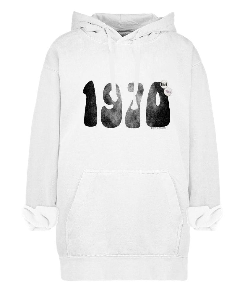 "Hoodie off white ""1970"""