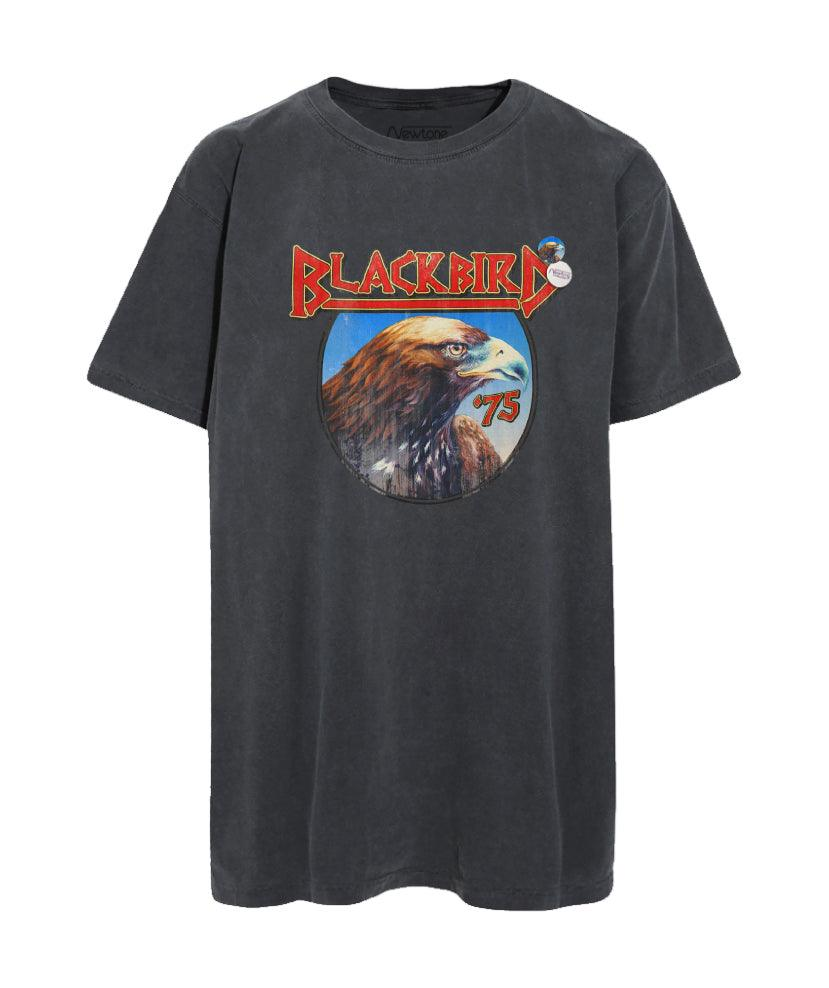 "Tee shirt trucker pepper ""BLACKBIRD"""