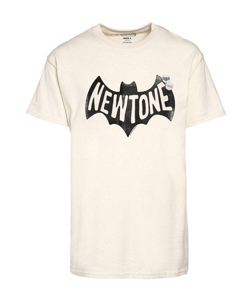 "Tee shirt natural ""BAT"""