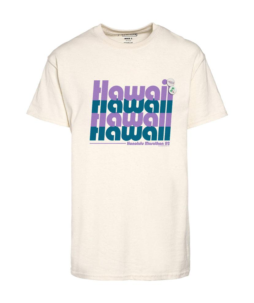 "Tee shirt natural ""HAWAII"""
