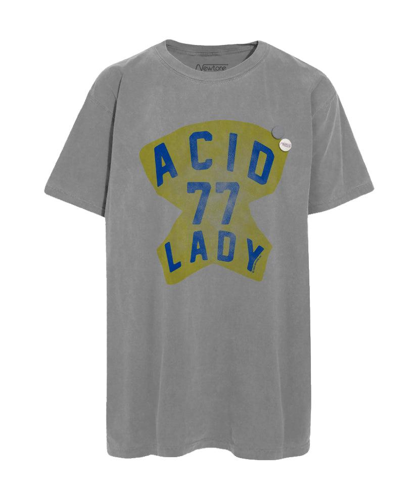 "Tee shirt trucker grey ""ACID"""