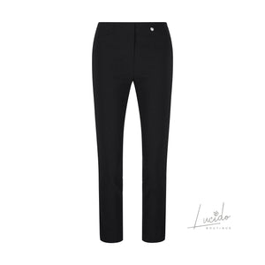 ROBELL ROSE 09 TROUSER IN BLACK 90