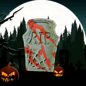 Halloween Gravestone with Surprise Toy- Bath Bomb 196g (Limited Edition)