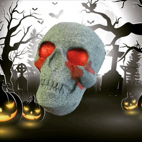 Halloween Skull with Surprise Toy (Limited Edition)