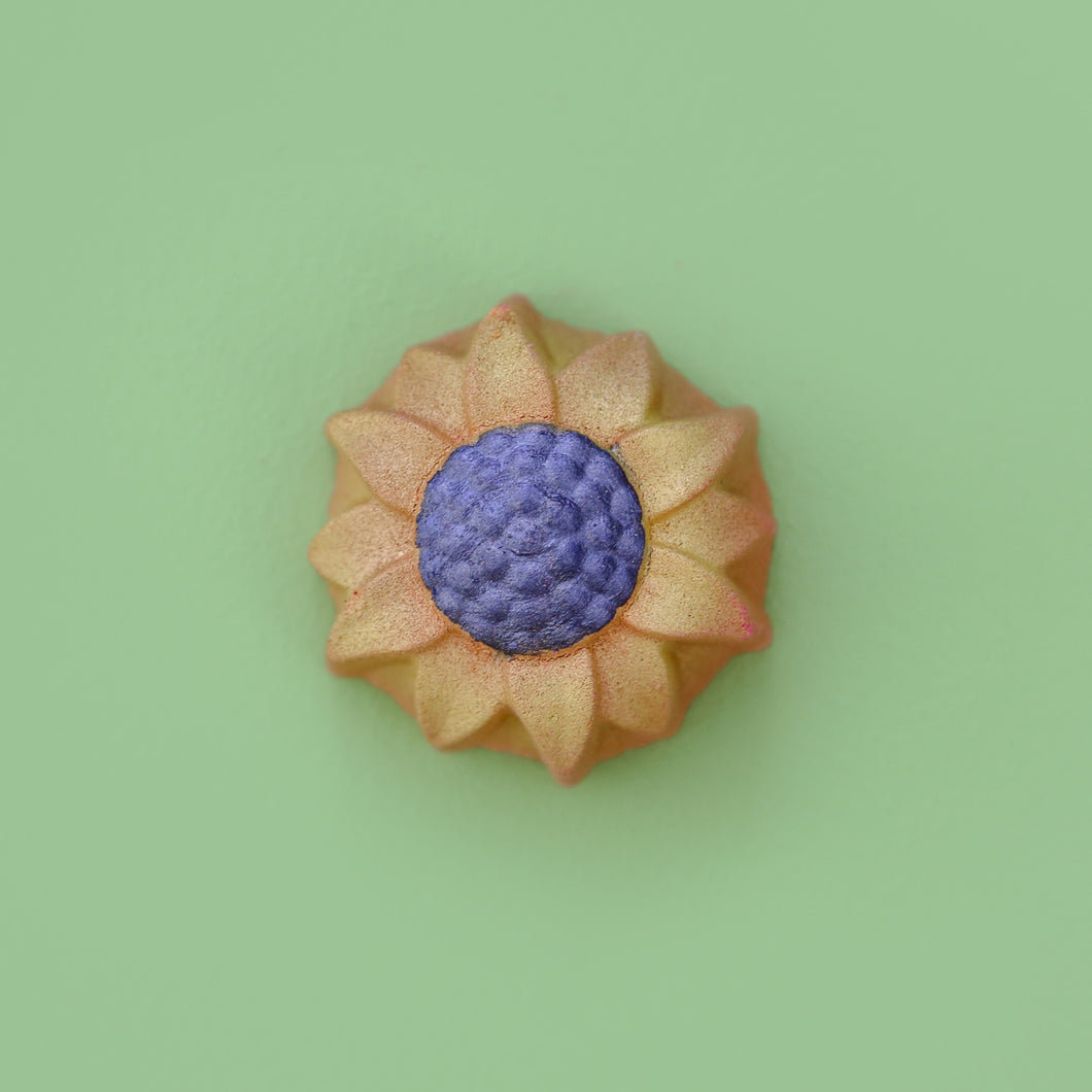 The Meadow- Sunflower Bath Bomb 125g (Limited Edition)
