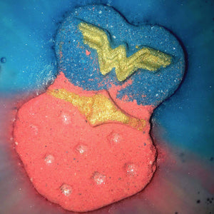 Princess of the Amazons- Not Wonder Woman Bath Bomb 170g (Limited Edition)