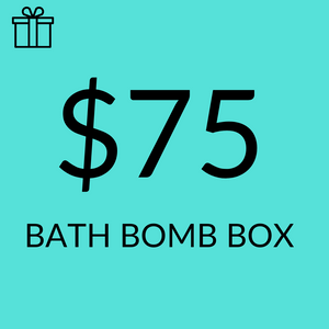 $75 Assorted Sampler Bath Bomb Pack