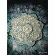 Load image into Gallery viewer, The Zodiac Mandala - Bath Bomb 135g (Limited Edition)