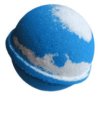 Load image into Gallery viewer, Bopping Blueberry - Bath Bomb - Lyla Lu Bath Co