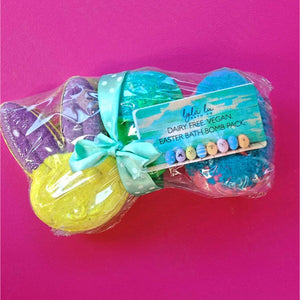 Easter Bath Bomb Variety Pack- 300g