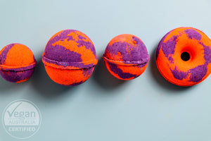 Blood Orange - Bath Bomb - Lyla Lu Bath Co