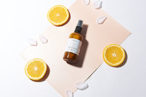 orange blossom cleansing tonic