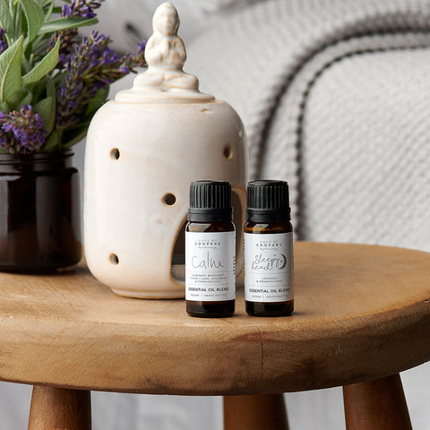 calm and sleepy head essential oils