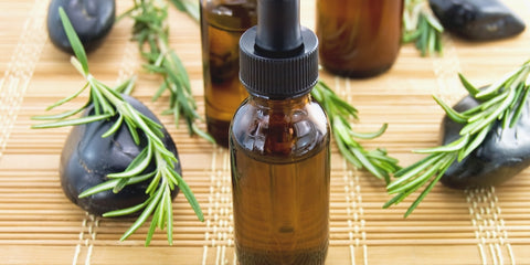 aromatherapy and rosemary