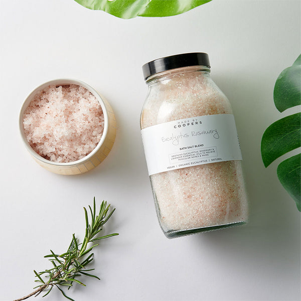 Eucalyptus Rosemary Bath Salt Blend