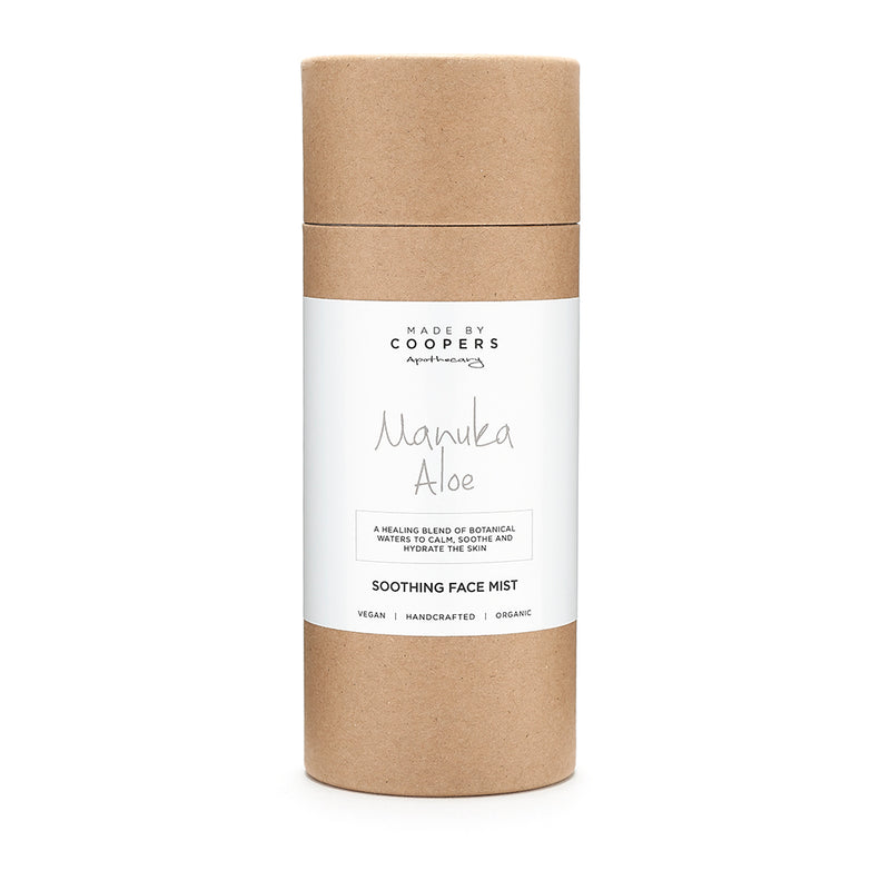 Manuka Aloe Soothing Face Mist (Travel Size) - Made By Coopers