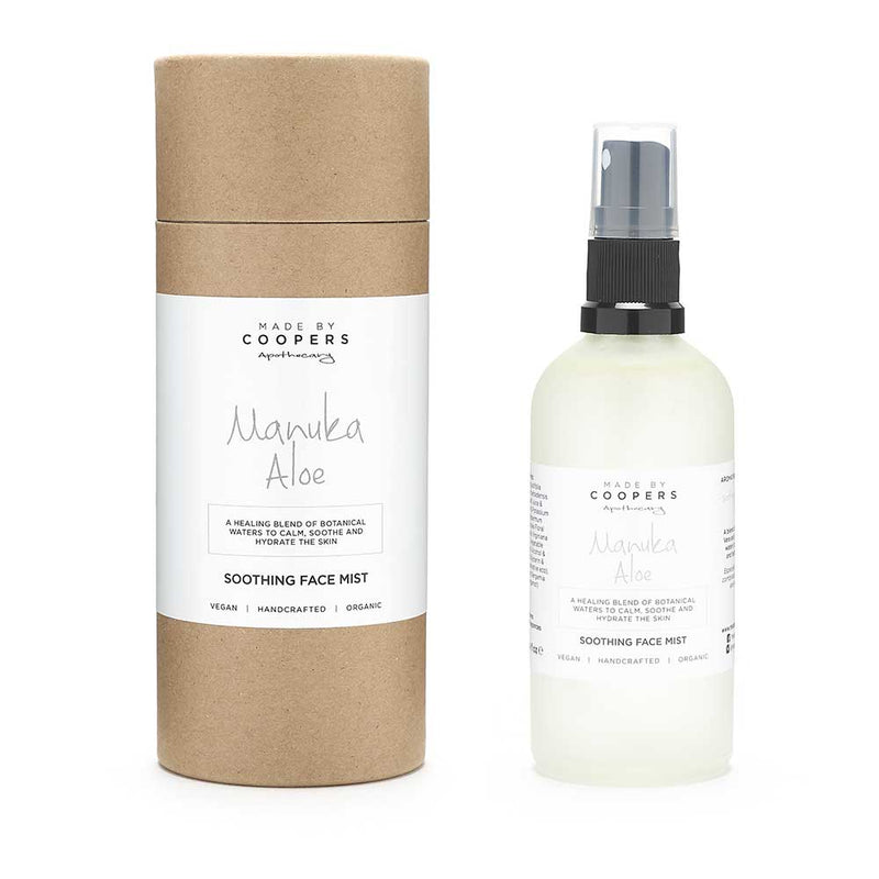 Manuka Aloe Soothing Face Mist - Made By Coopers