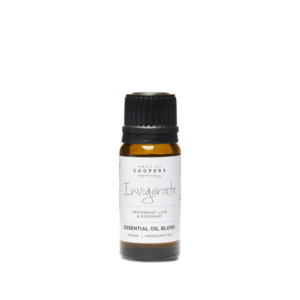 Invigorate Essential Oil Blend - Made By Coopers