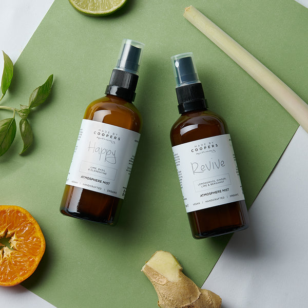 Revive & Happy Atmosphere Mist Gift Set - Made By Coopers