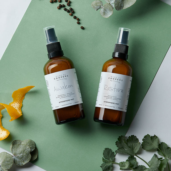 Awaken & Restore Atmosphere Mist Gift Set - Made By Coopers