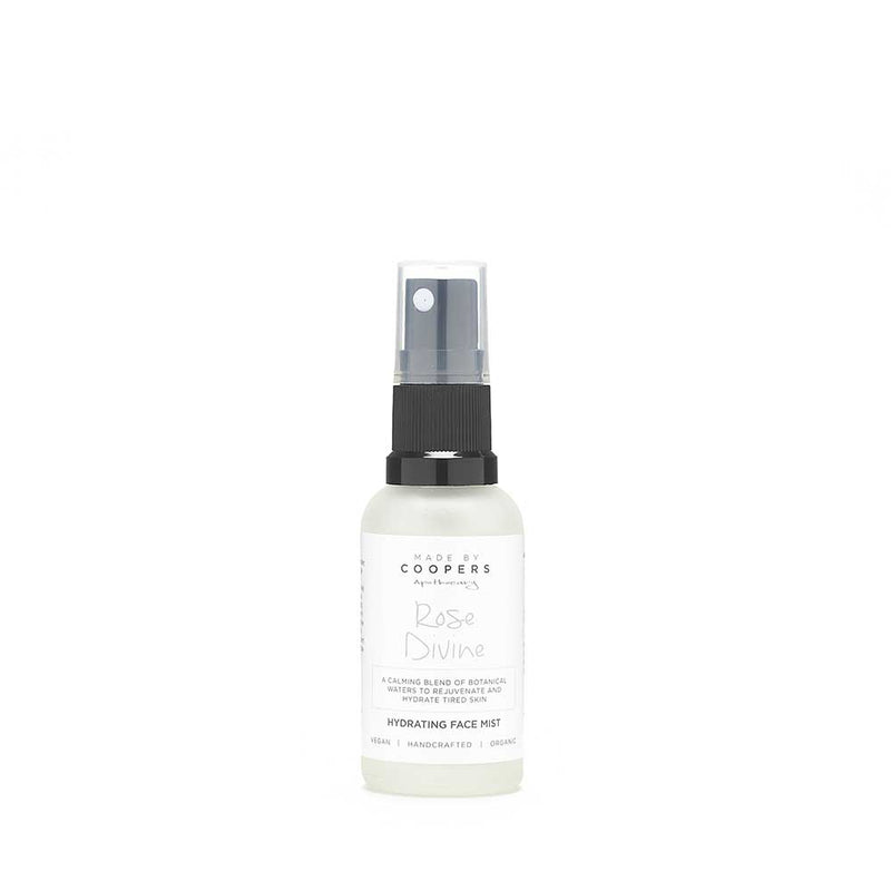 Rose Divine Hydrating Face Mist (Travel Size)