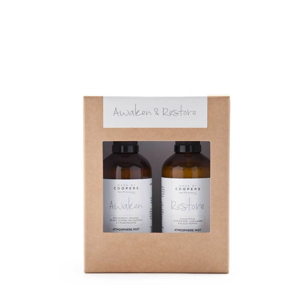 Awaken & Restore Atmosphere Mist Gift Set