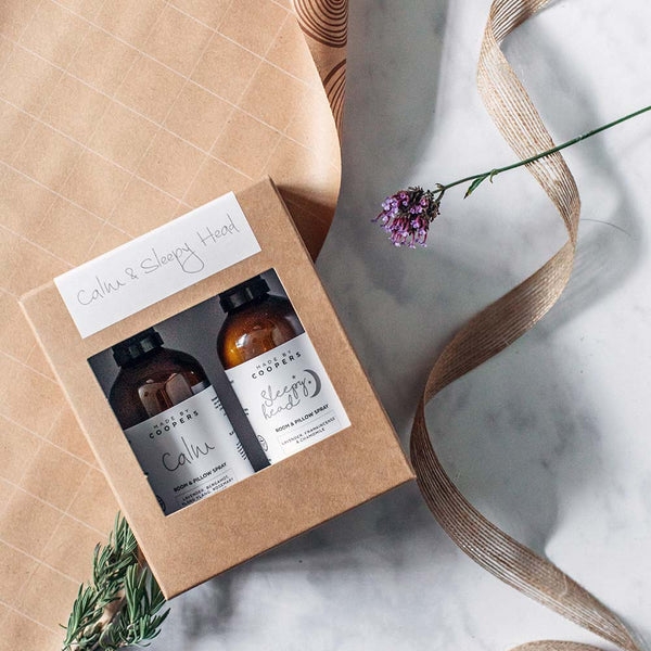 Calm & Sleepy Head Room Spray Gift Set