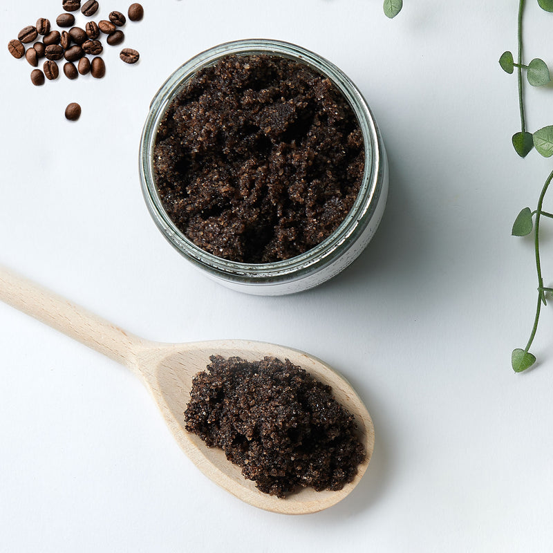 Coffee & Mint Body Scrub