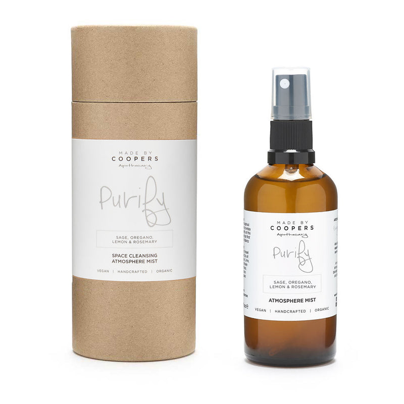 Purify Space Cleansing Mist - Made By Coopers