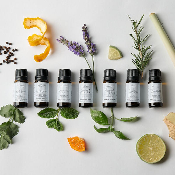 Happy Essential Oil Blend - Made By Coopers
