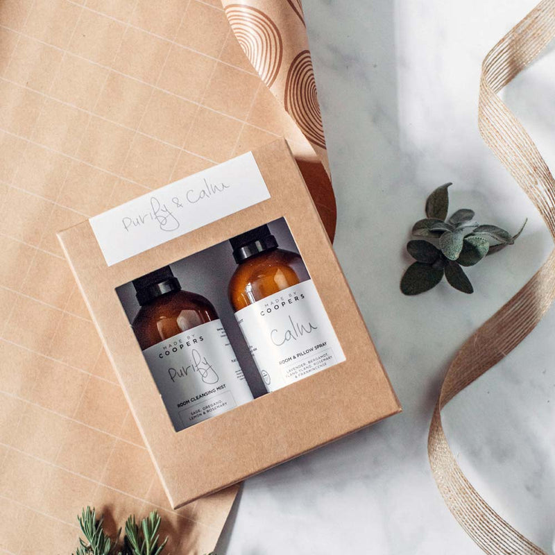 Purify & Calm Atmosphere Mist Gift Set