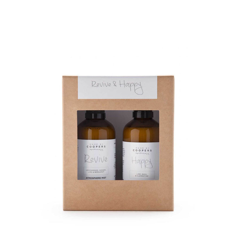 Revive & Happy Atmosphere Mist Gift Set
