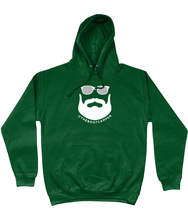 Load image into Gallery viewer, The Boot Camper Unisex College Hoodie (Front & Back Logo)