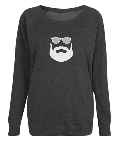 The Boot Camper Women's Raglan Sweatshirt